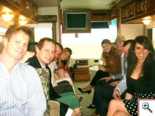 Motor Home Crew to Keeneland