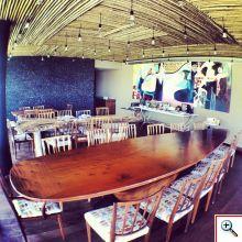 Breakfast Room of Playa Vik