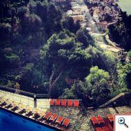 Pool at Domina Home Royal Positano
