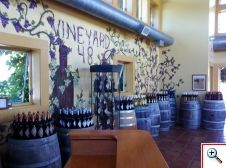 Vineyard 48 Tasting Room
