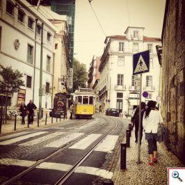 Lisbon's Streetcars