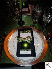 Place Setting for 2010