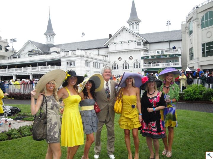 The Paddock at Churchill Downs
