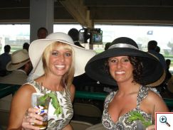 Mint Juleps with Jill