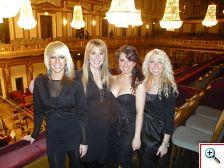 The Ladies: Jenny, Kristal, Jill, Amber